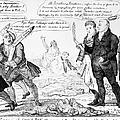Vaccination Cartoon, 1808 by Granger