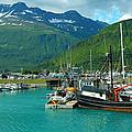 Valdez Harbor by Nick  Boren