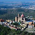 Valenciana, Mexico by John Shaw
