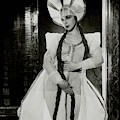 Valentina Koshubaas The Bride In Les Noces by Cecil Beaton