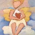Valentine Angel by Lutz Baar