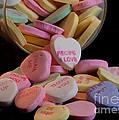 Valentine Candy 5 by Sandra Clark
