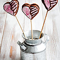 Valentine Cookie Pops by Kati Finell