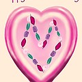Valentine Gem by Christine Fournier