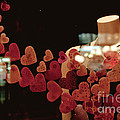 Valentine Window Display by Cheryl Baxter