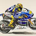 Valentino Rossi by John Savage
