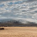Valley Clouds by Fran Riley
