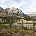 Valley Crossing - Yoho National Park, British Columbia by Ian Mcadie