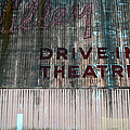 Valley Drive-in Theatre by Marc Levine