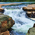 Valley Falls by Anita Hubbard