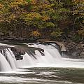 Valley Falls Scene 2 by John Brueske