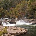 Valley Falls Scene 7 by John Brueske