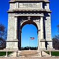 Valley Forge Landmark by Olivier Le Queinec