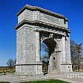 Valley Forge National Memorial Arch by Olivier Le Queinec