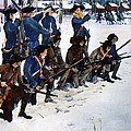 Valley Forge: Steuben, 1778 by Granger