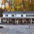 Valley Green Inn - Forbidden Drive by Bill Cannon