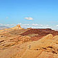 Valley Of Fire Pano by Jane Rix
