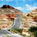 Valley Of Fire State Park by Kelly Schutz