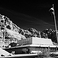Valley Of Fire State Park Visitors Center Nevada Usa by Joe Fox