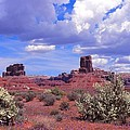 Valley Of The Gods by Cynthia Wallentine