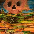 Valley Of The Skulls by Maria Urso