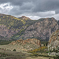 Valley On Co 77 by David Waldrop