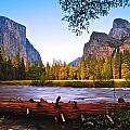 Valley View - Yosemite National Park by Jean-Pierre Mouzon