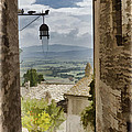 Valley View - Assisi by Jon Berghoff