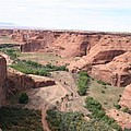 Canyon De Chelly Valley View   by Christiane Schulze Art And Photography