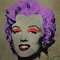 Vampire Marilyn Variant 3 by Filippo B
