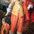 Van Dyck's Henri II De Lorraine by Cora Wandel