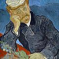Van Gogh Dr Gachet by Granger
