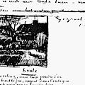 Van Gogh Letter by Granger