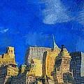 Van Gogh Meets Manhattan by Dan Sproul