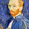 Van Gogh On Van Gogh by Cora Wandel