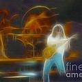 Van Halen-91-ge7a-fractal by Gary Gingrich Galleries