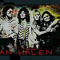 Van Halen - Ain't Talkin' 'bout Love by Absinthe Art By Michelle LeAnn Scott