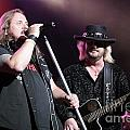 Van Zant - Johnny With Donnie by Concert Photos