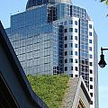 Vancouver Architecture 6 by Richard Rosenshein