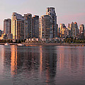 Vancouver Bc Waterfront Condominiums by Jit Lim