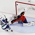 Vancouver Canucks V Florida Panthers by Joel Auerbach