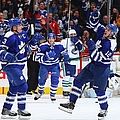 Vancouver Canucks V Toronto Maple Leafs by Abelimages
