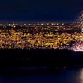 Vancouver Celebration Of Light Fireworks 2013 - Day 3 by Alexis Birkill