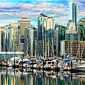 Vancouver City by Calphy Com