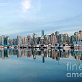Vancouver Coal Harbour by Charline Xia