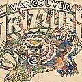 Vancouver Grizzlies Retro Poster by Florian Rodarte