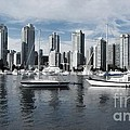 Vancouver Harbour  by Mickey At Rawshutterbug