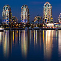 Vancouver Postcard by Alexis Birkill