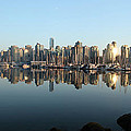 Vancouver Reflected by Dan Breckwoldt