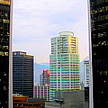 Vancouver Reflections Two by Annie  DeMilo